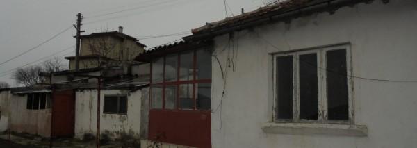 (Bulgarian) Дворно място с площ 392 кв.м. и къща с площ 106 кв.м., идентификатор 02508.80.163.1, гр. Балчик, ID: 2091/14