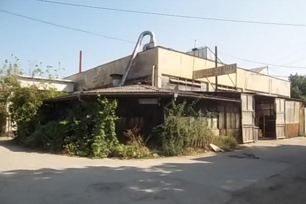 Производствен имот с площ 590 кв.м., с идентификатор 72624.610.16, гр. Добрич, ID: 1527/13